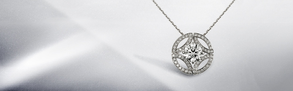 Cartier necklace collections luxury necklaces designed by cartier galanterie de cartier necklaces aloadofball Images