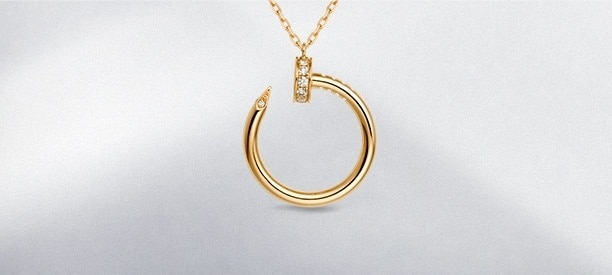 Yellow Gold Necklaces