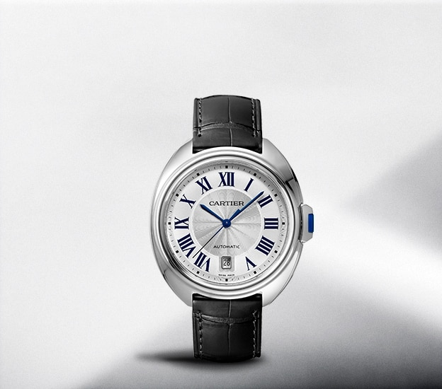 Replica Mens Cartier Santos Watch