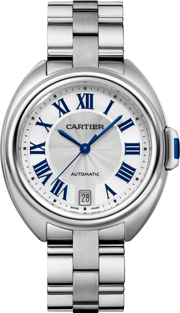 Clé de Cartier watch35 mm, steel