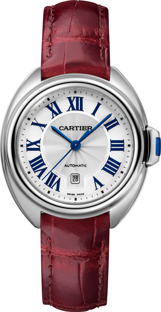 Clé de Cartier watch31 mm, steel