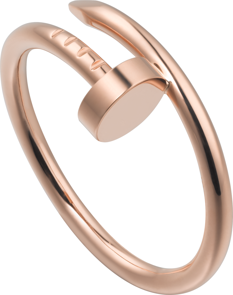 Juste un Clou ring SMPink gold