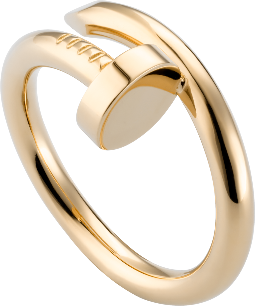 8877dd90321be CRB4092600 - Juste un Clou ring - Yellow gold - Cartier