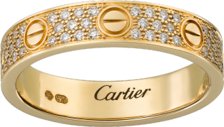 Wedding bands for men and women cartiers classic wedding ring 632398 junglespirit Image collections