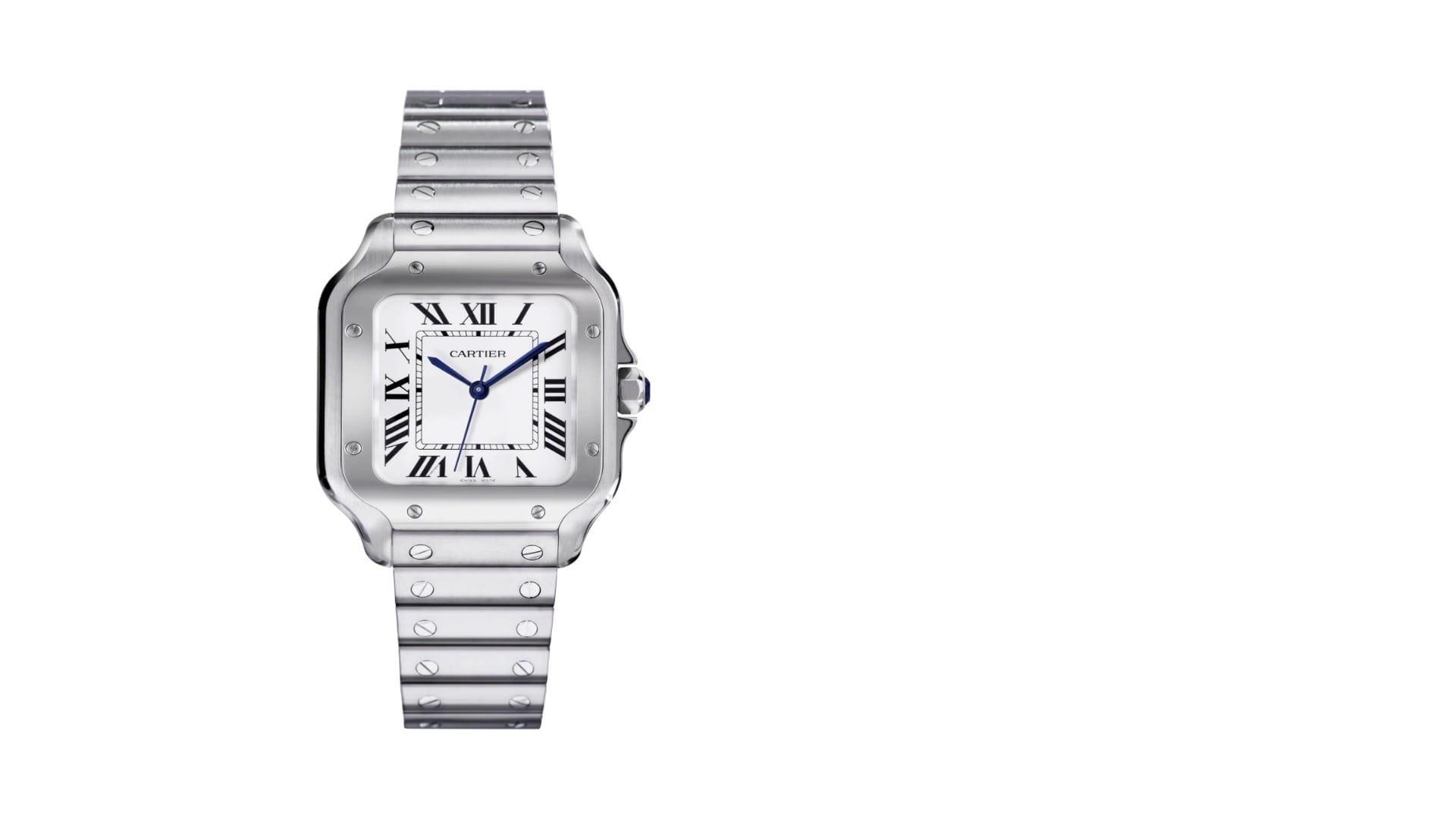 watch santos bracelet