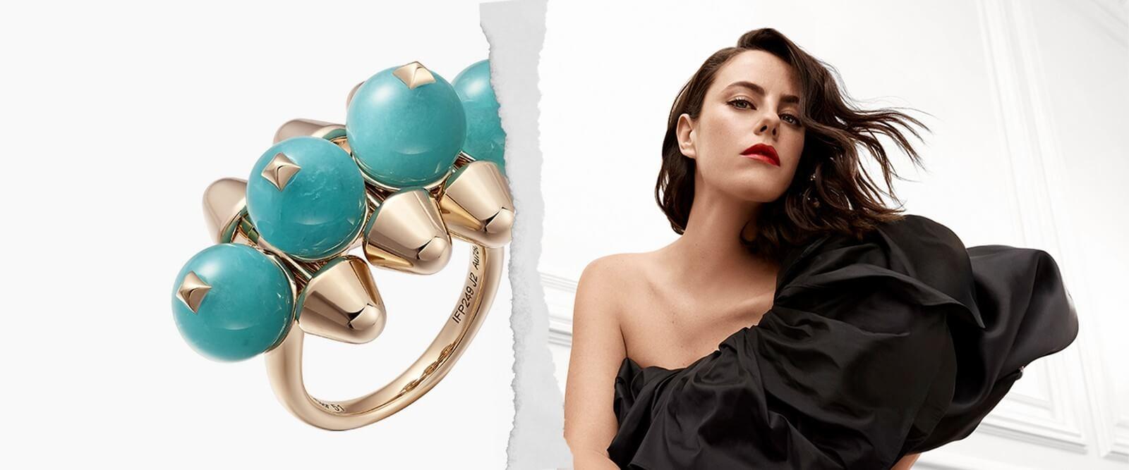 Кольца Clash de Cartier