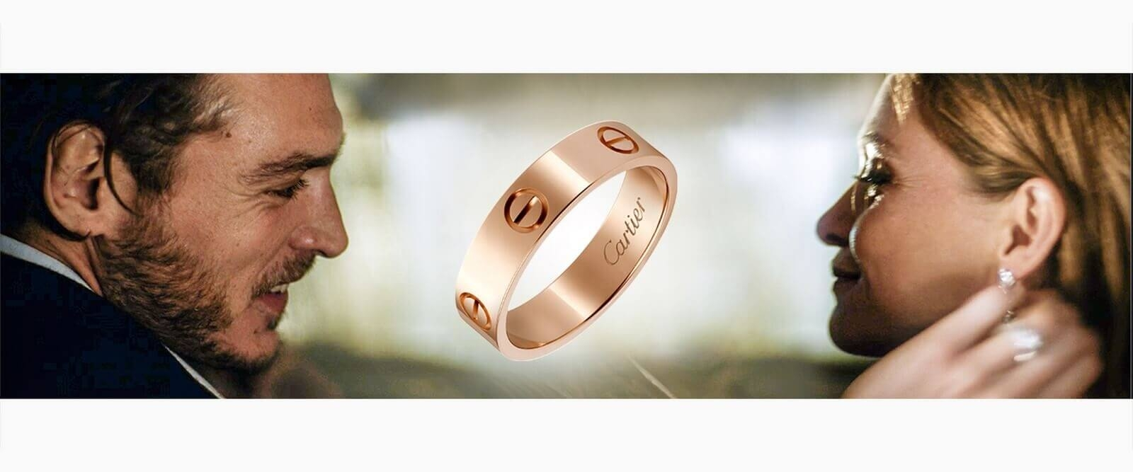 Кольца LOVE