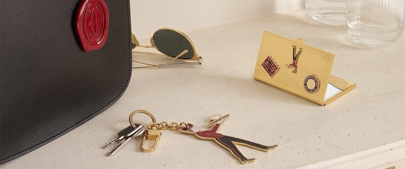 Кольца для ключей & аксессуары для путешествий