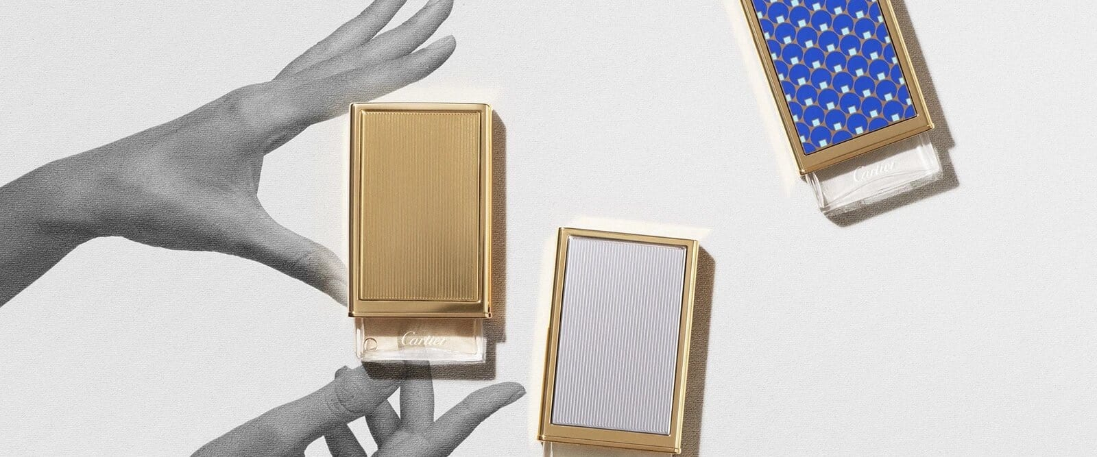 Les Nécessaires à Parfums Cartier