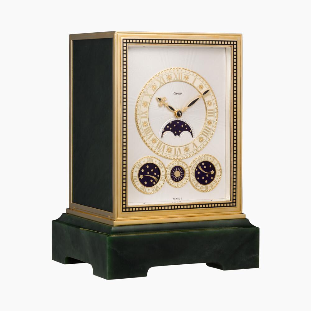 Настольные часы, старинное изделие