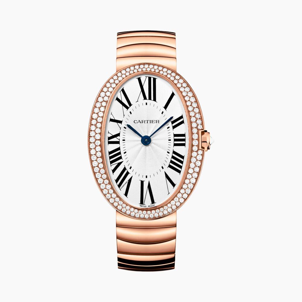 Часы Baignoire, большая модель