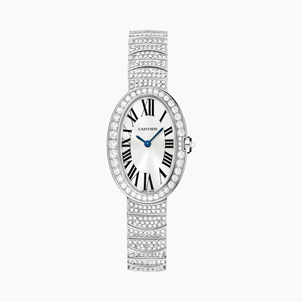 Часы Baignoire, маленькая модель