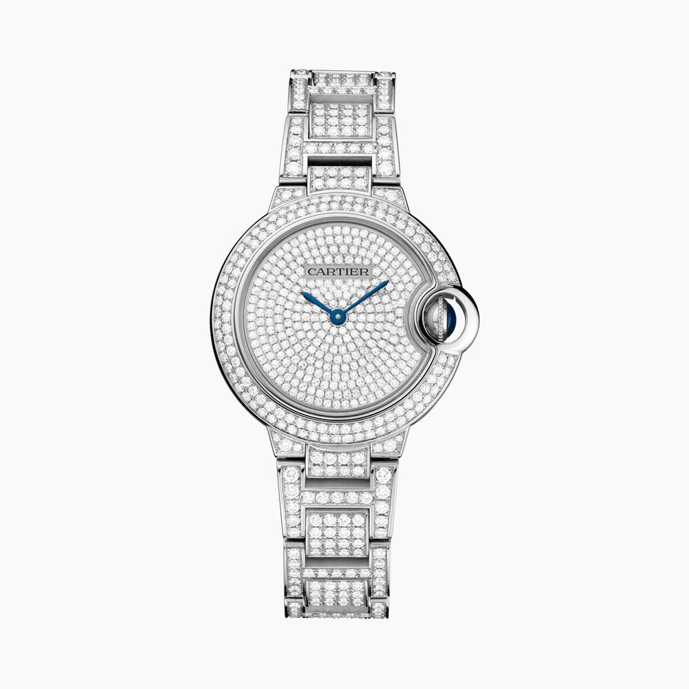 Часы Ballon Bleu de Cartier