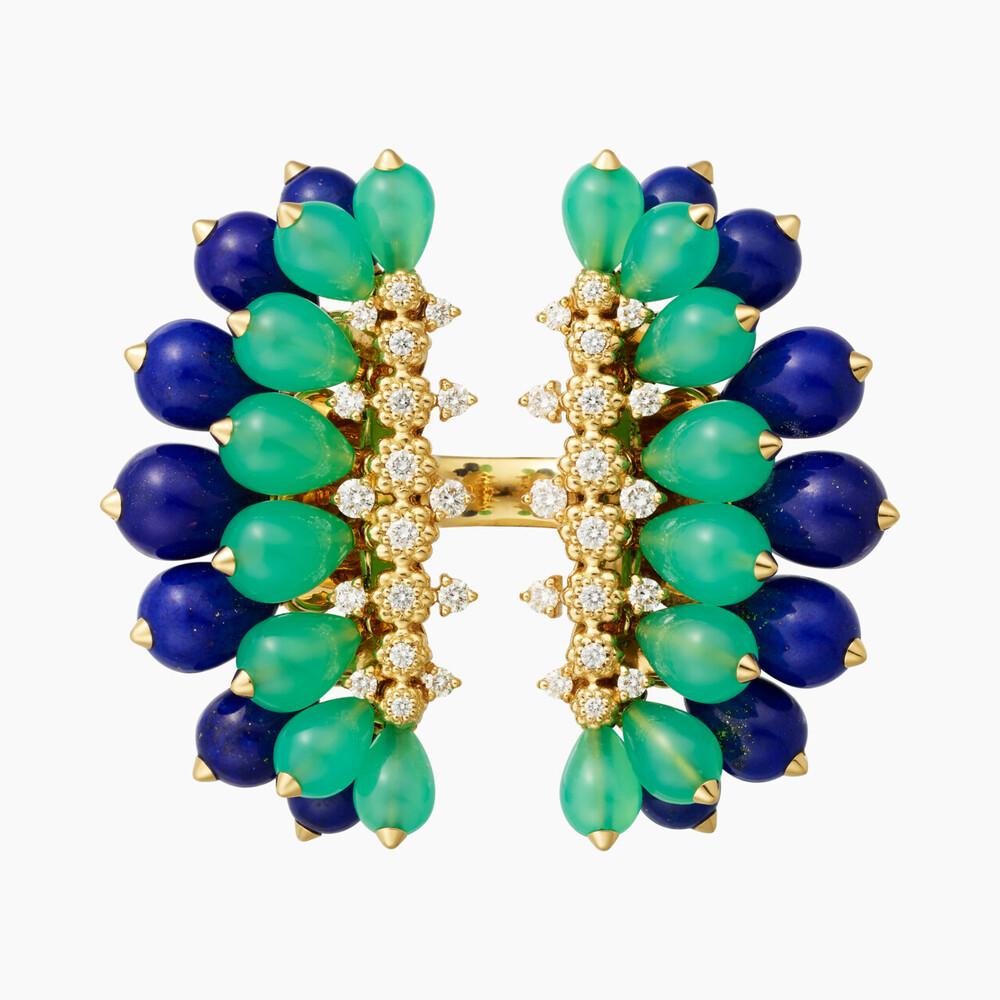 Кольцо Cactus de Cartier