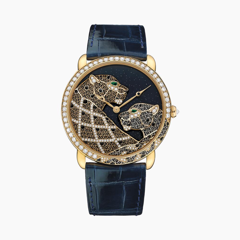 Часы Cartier d'Art Ronde Louis Cartier, модель XL