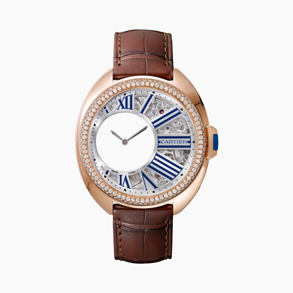 Часы Clé de Cartier Загадочный Час