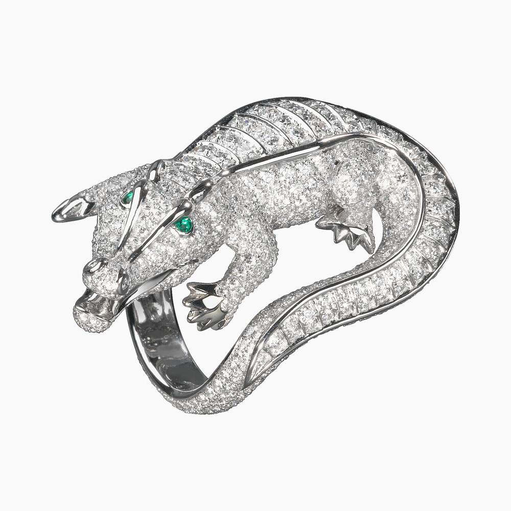Кольцо Faune et Flore de Cartier