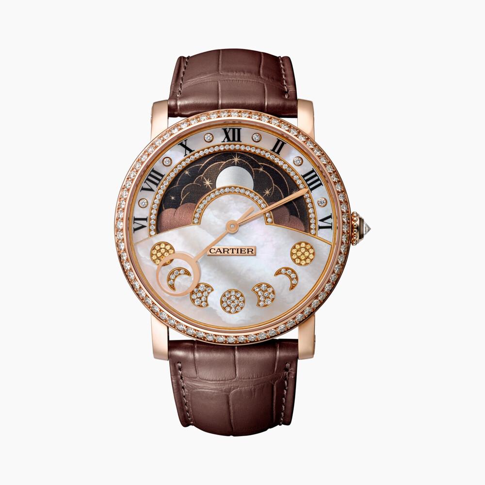 Женские часы со сложными функциями