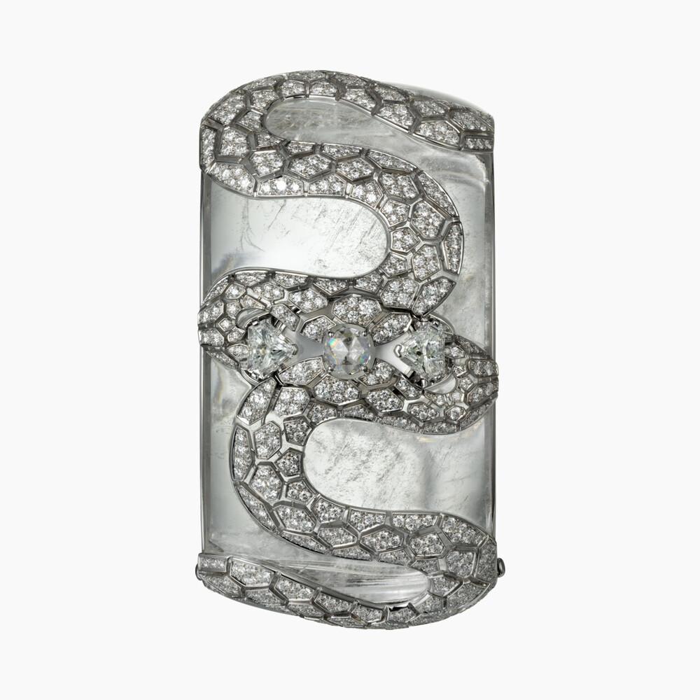 Фигуративные часы категории Высокое ювелирное искусство