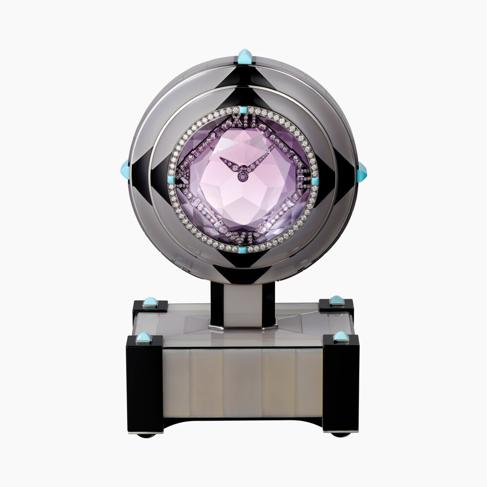 Настольные часы категории Высокое ювелирное искусство