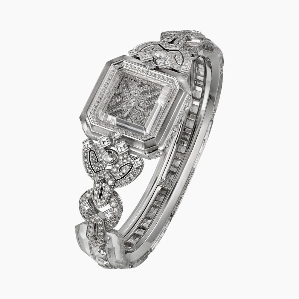 Часы Cristallin категории Высокое ювелирное искусство