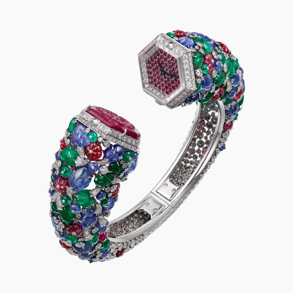 Часы Tutti Frutti Toi & Moi категории Высокое ювелирное искусство