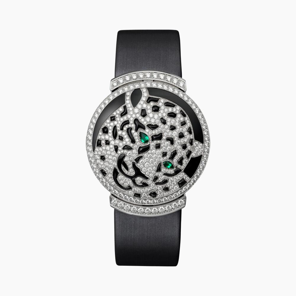 Часы категории Высокое ювелирное искусство