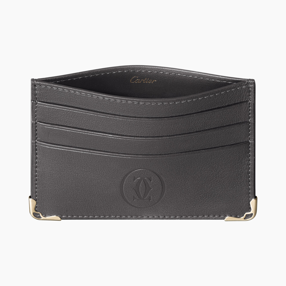 Футляр для кредитных карт Must de Cartier, 6 отделений для кредитных карт