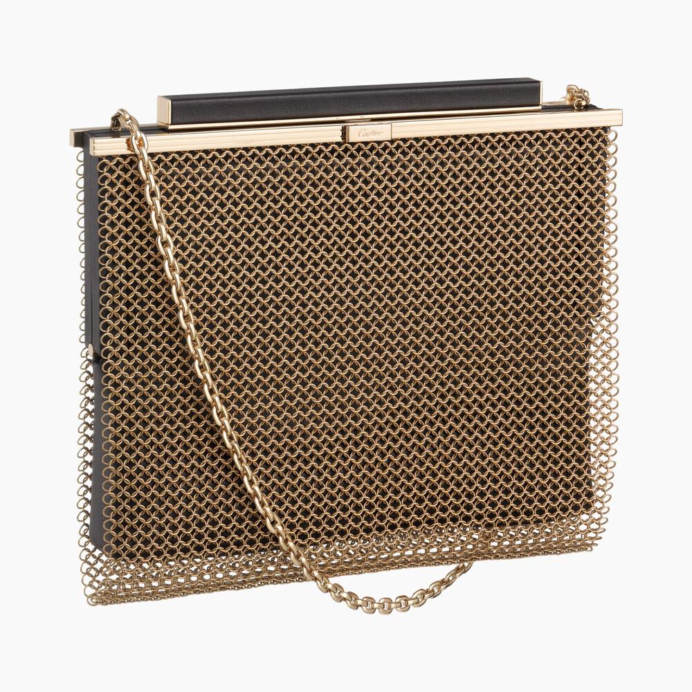 Кольчужная сумка Panthère de Cartier
