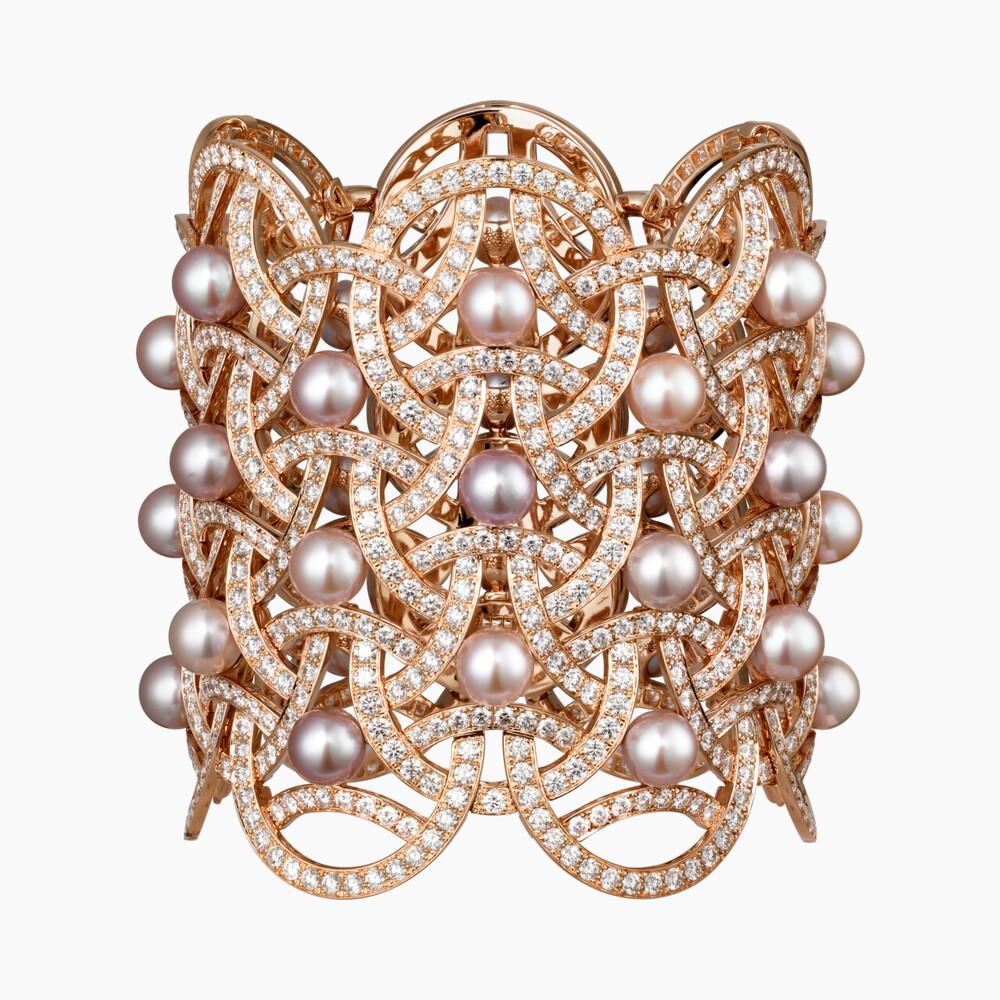 Браслет Paris Nouvelle Vague категории Высокое ювелирное искусство