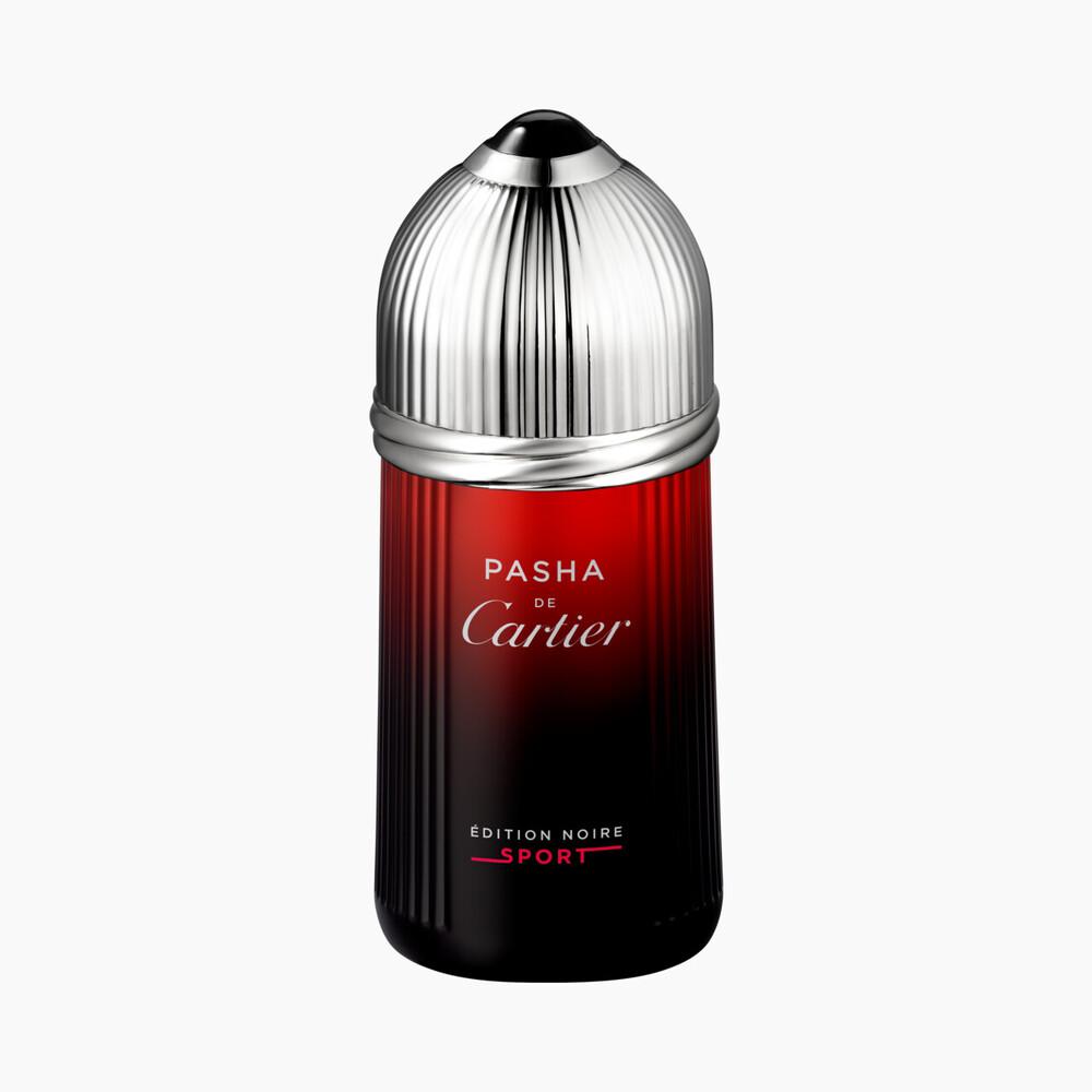 Туалетная вода Pasha de Cartier Edition Noire Sport