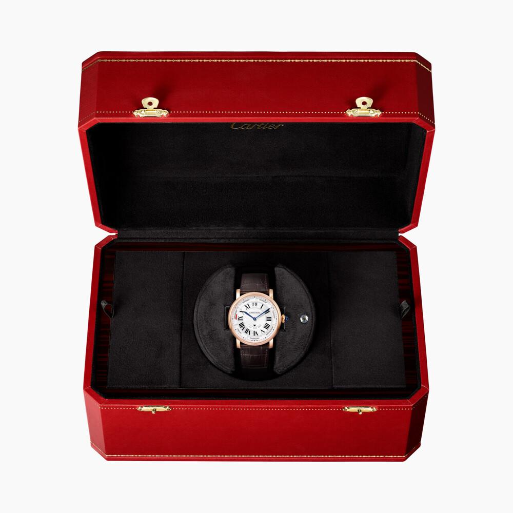 Часы Rotonde de Cartier, годовой календарь