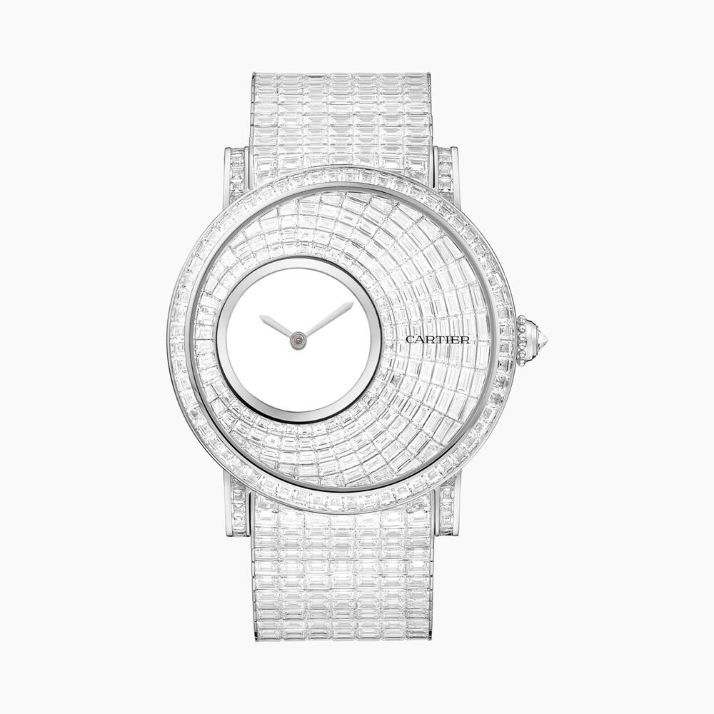 Часы Rotonde de Cartier Загадочный Час