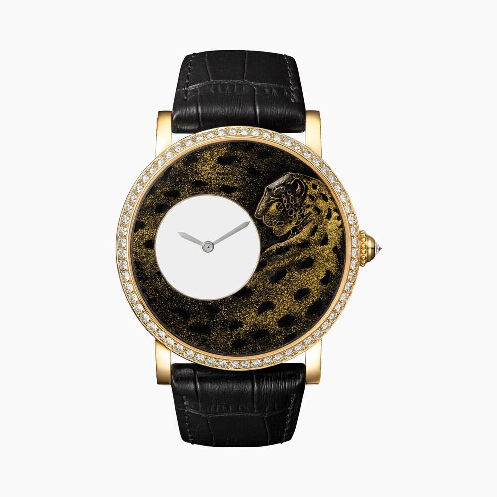 Часы Rotonde de Cartier