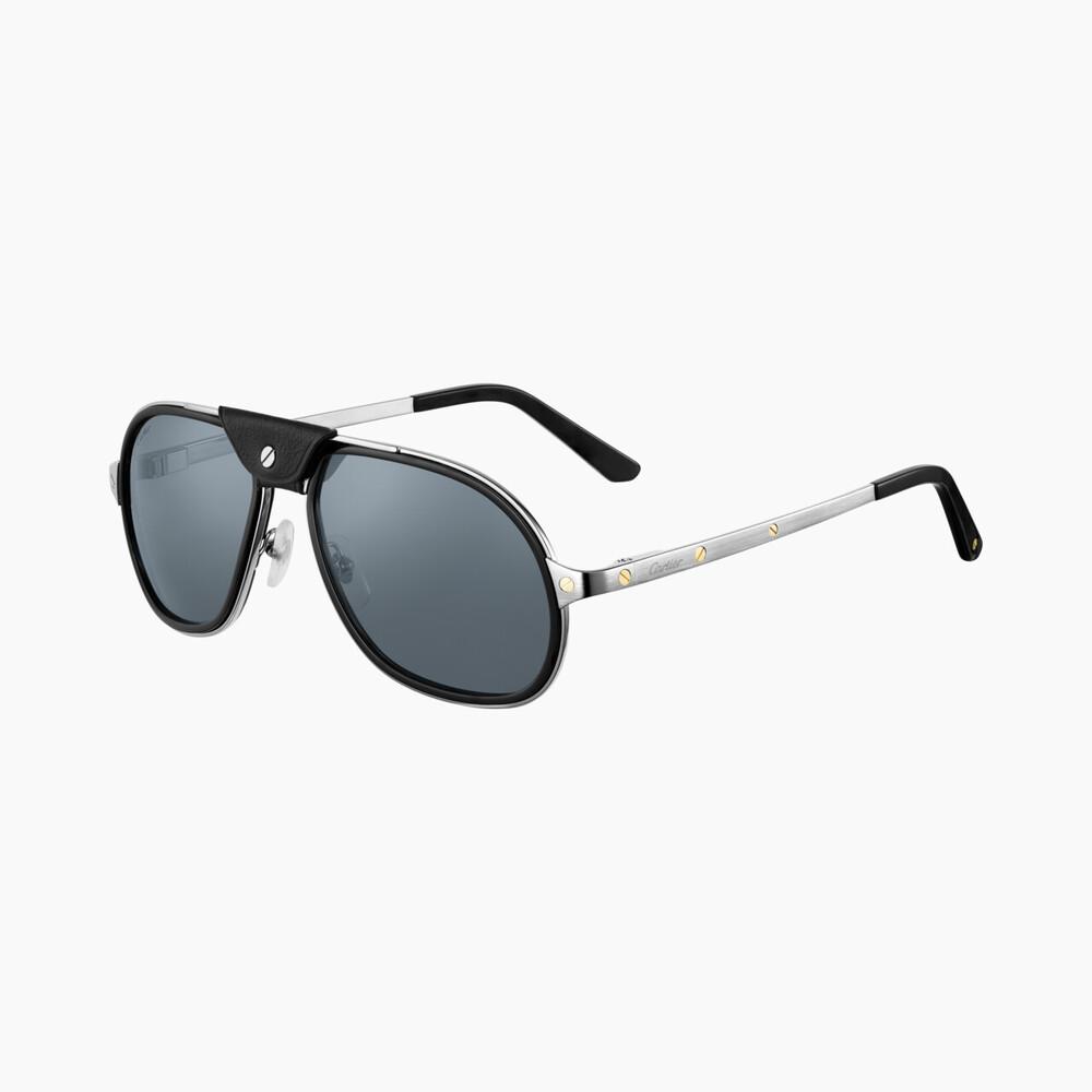 Солнцезащитные очки Santos de Cartier