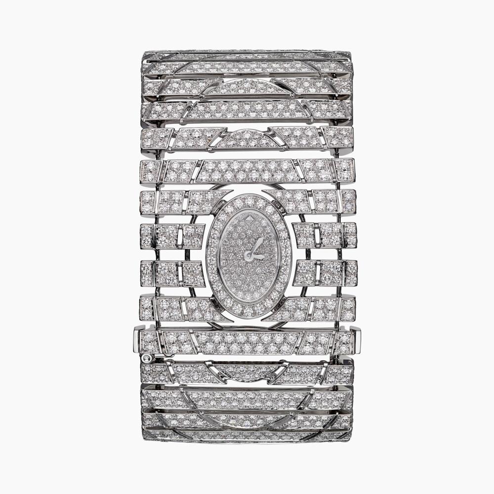 Часы с видимым временем категории Высокое ювелирное искусство Sobek,