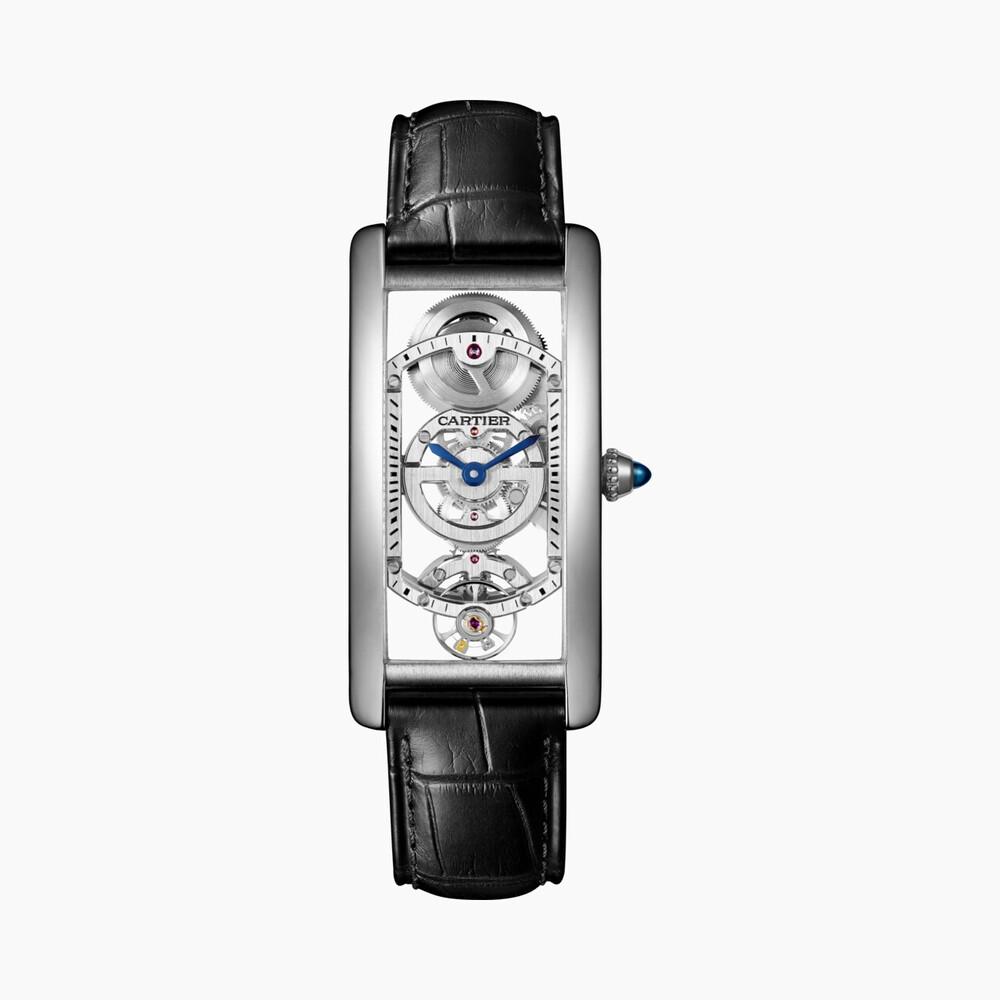 Часы Tank Cintrée