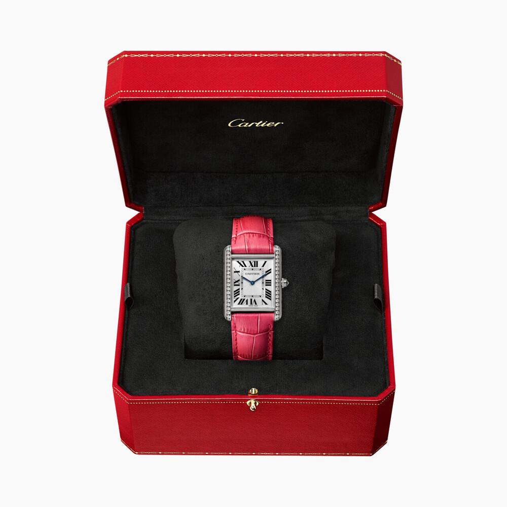 Часы Tank Louis Cartier